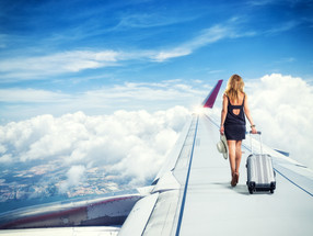 Overcoming the fear of flying for the holidays