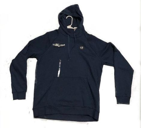 UA MWA Hoodie Navy  Blue