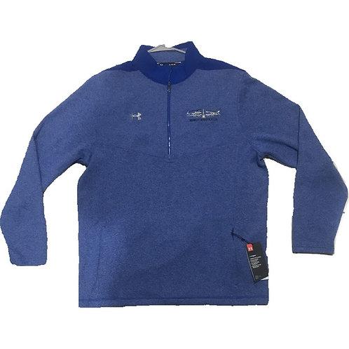 UA MWA Pullover Men's Blue