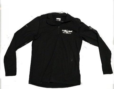 Marmot Men's Half Zip Black