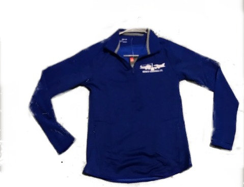 UA Pullover Women's Royal Blue