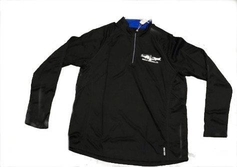 North End Half Zip Pullover Men's Black