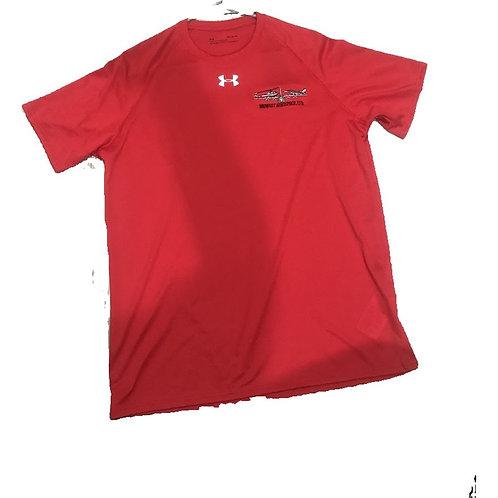 UA Athletic Tee Red