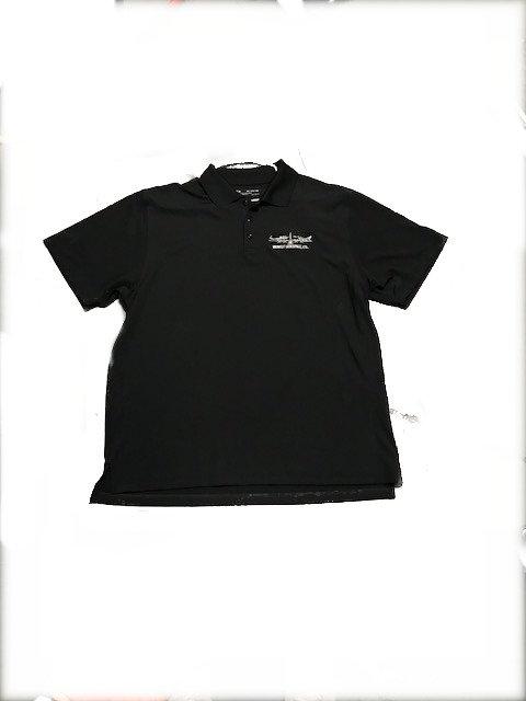 UA MWA Men's Polo Black