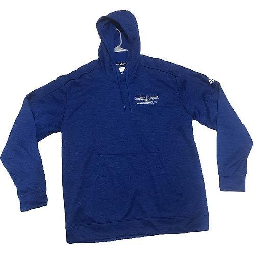 Adidas (MWA)Hoodie Men's Blue