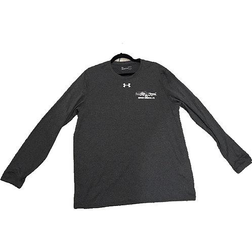 UA Athletic Long Sleeve Tee Grey