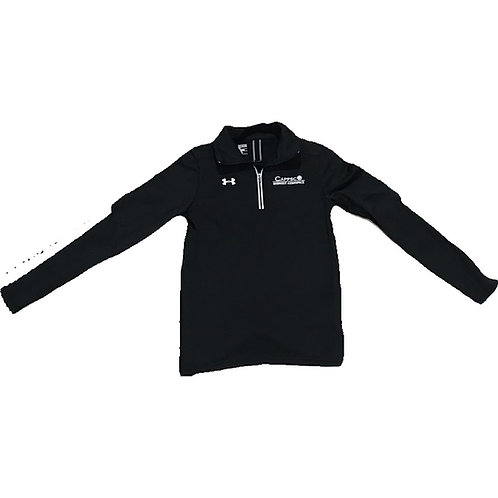 UA Cappsco Pullover Womens Black
