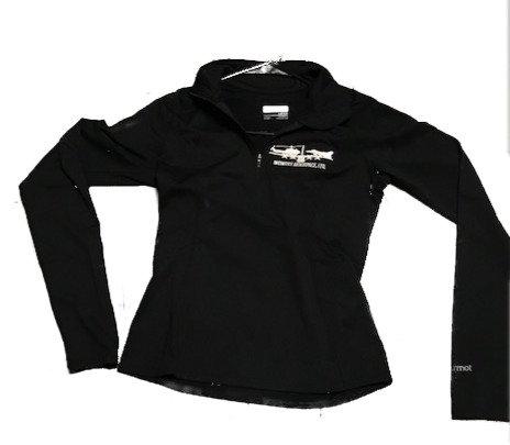 Marmot Women's Half Zip Black