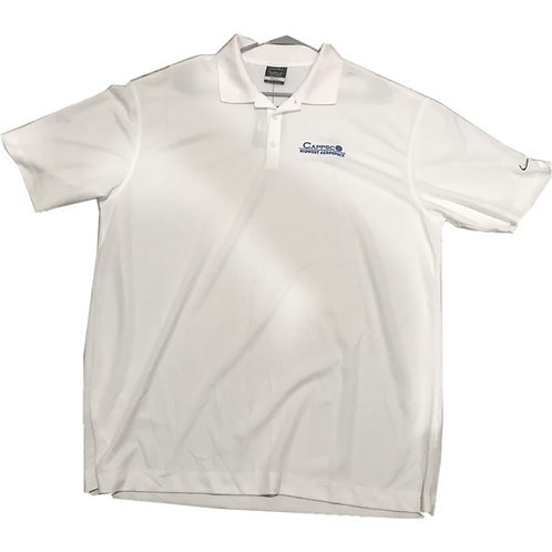 Nike Cappsco Polo Men's White