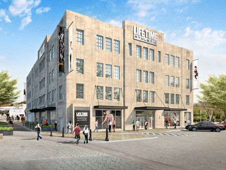 Kimco converts Macy's store into Lifetime Fitness in Suburban Square makeover