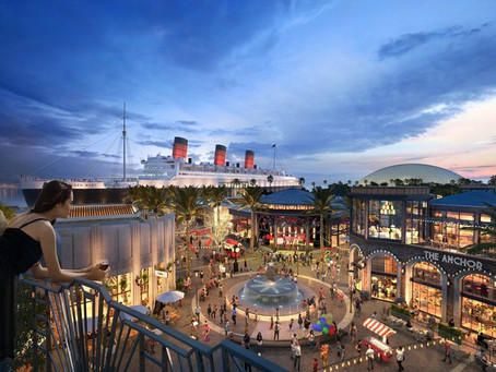 $250 million leisure complex planned for Long Beach, CA's Queen Mary