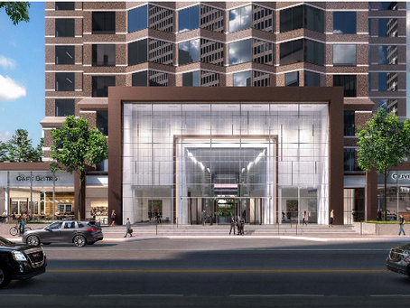 Dallas' Trammell Crow Center to get major expansion and makeover