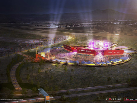 Developer Five Point pairs with Live Nation to build amphitheater in Irvine, CA