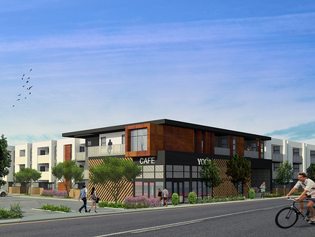 San Diego mixed-use project scores $12.731 construction loan