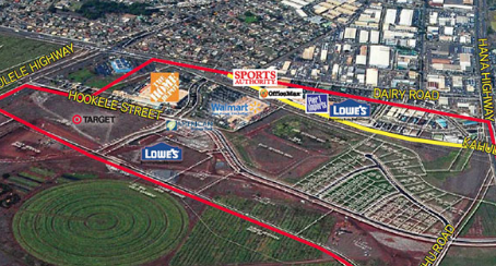 Safeway to anchor Maui retail/industrial park