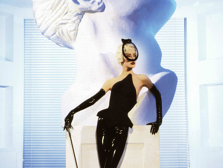 Fashion icon Thierry Mugler wants to design hotels