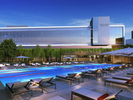 $75M The Hotel at Midtown scheduled for July completion in Chicago