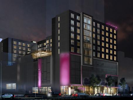 Marriott, Noble kick off construction of $70M hotel in Midtown Atlanta