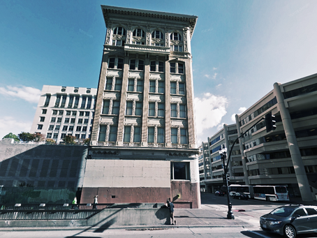 Developers to restore Oakland, CA's Key System tower to former splendor