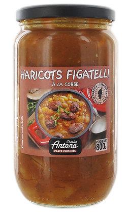 Haricots au Figatelli 800 g