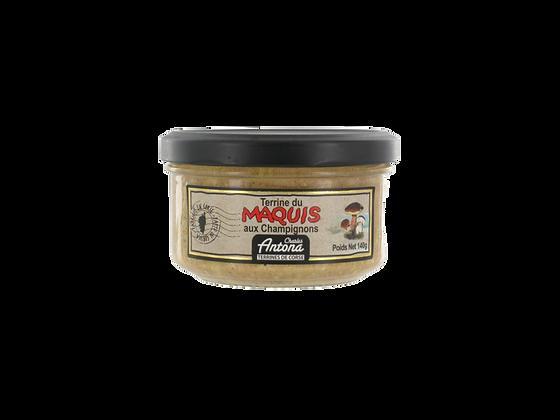 """""""Maquis"""" aux champignons 140 g"""