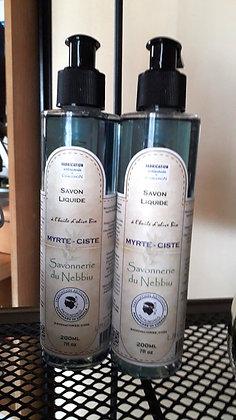 Savon liquide Myrte - Ciste 200 ml