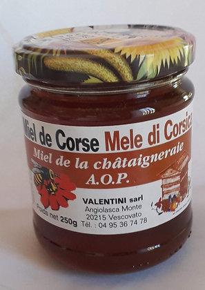Miel de la Châtaigneraie A.O.P. - 250 g