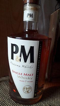 Whisky PM Single Malt 7 ans d'âge