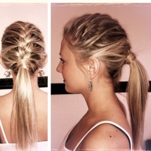Messy-French-Braid-Ponytail