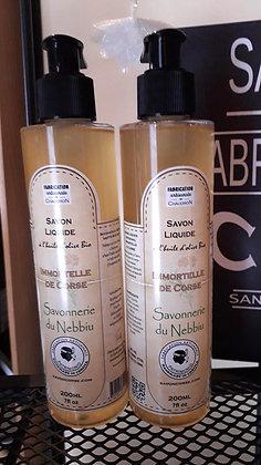 Savon Liquide Immortelle 200 ml