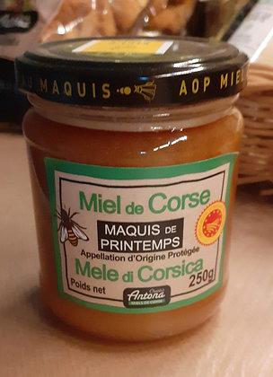 Miel de Maquis de Printemps - 250 g