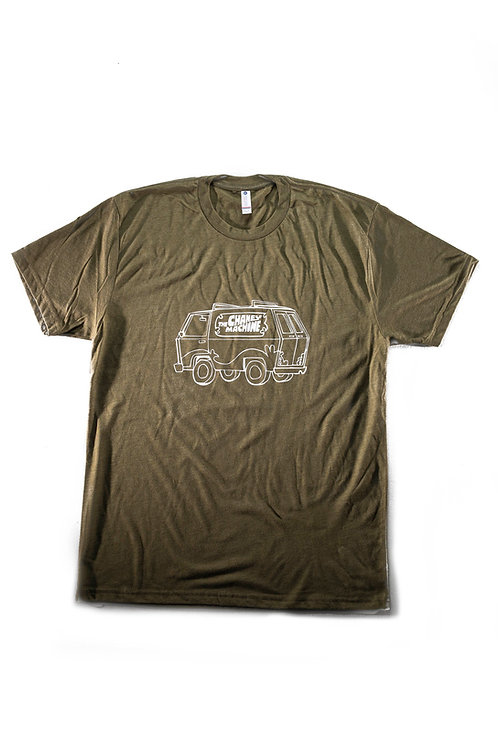 Chaney Machine Tee