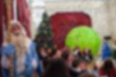 Рождественская музыкальная сказка Скрипичный Боб и его супер-музыканты