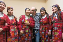 Митя Курнин и Бурановские Бабушки