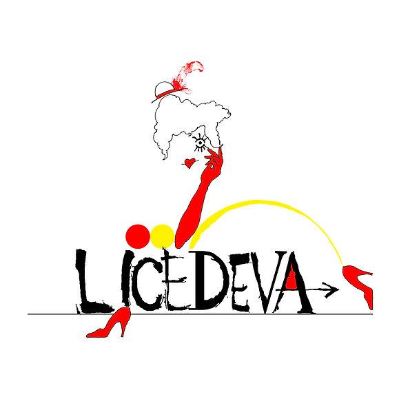 Логотип АНО Центр творческих инициатв Лицедева