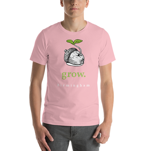 Grow. Ultrasoft Unisex T-Shirt