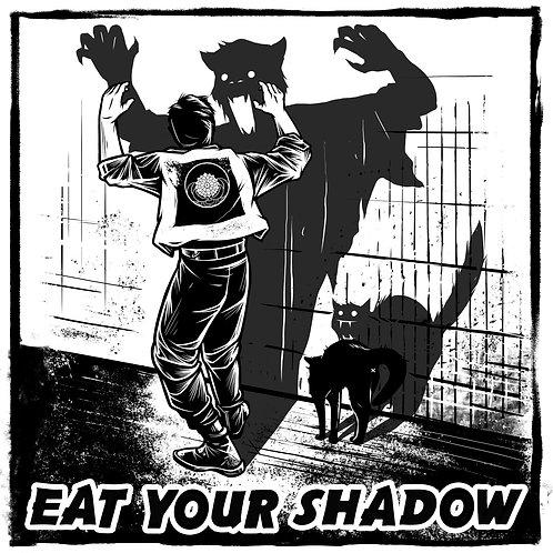 """Eat Your Shadow"" Premium MattePoster"