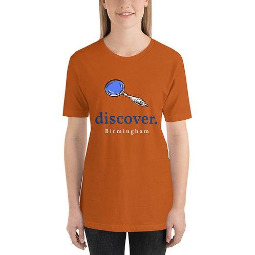 discover. Ultrasoft Unisex T-Shirt