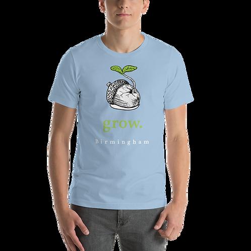 Grow. Ultrasoft Unisex T-Shirt