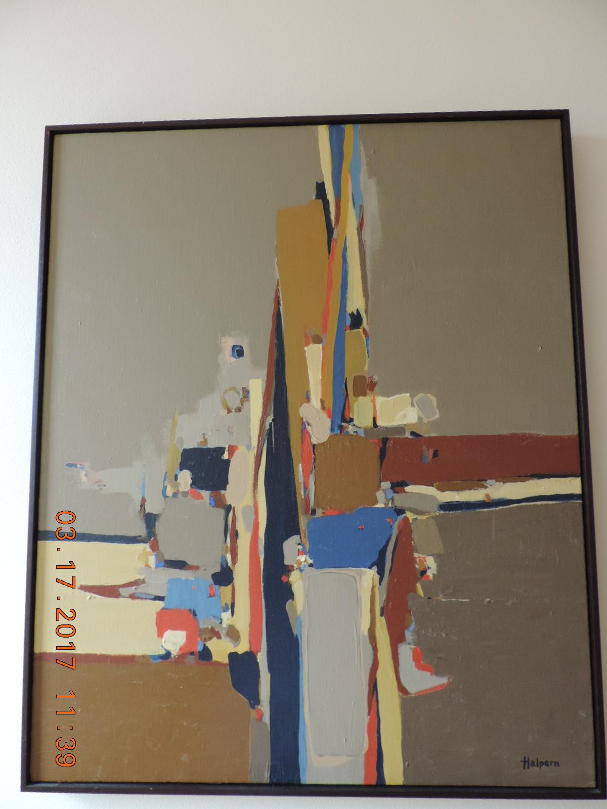 Halpern Painting