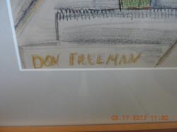 Don Freeman Original Art