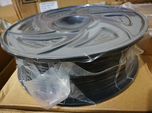 3D Printer Filament - PLA 1.75mm Black