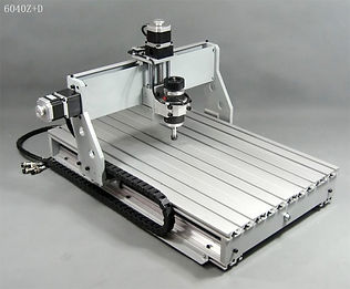 CNC router 3-axis and 4-axis