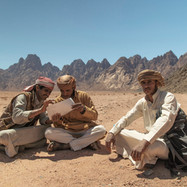 RSMT's Bedouin Guides