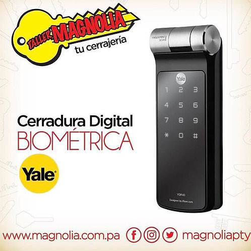 Cerradura Digital Biométrica