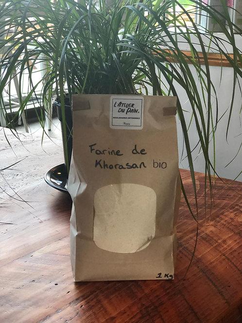 Farine de Khorasan Bio 1kg