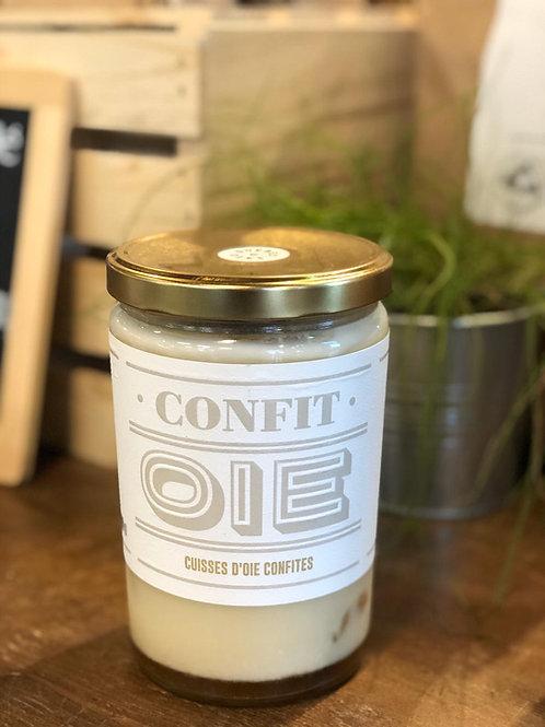 CONFIT D'OIE-800Gr
