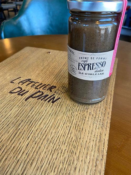 Crème de Pomme & Espresso