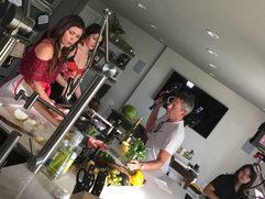 Shooting with Jamie Prescott