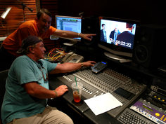 Working with Tom Berenger